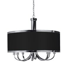 Madison 8 Light Drum Pendant