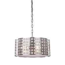 Coventry 3 Light Drum Pendant