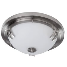 Andover 2 Light Flush Mount