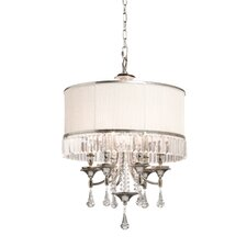 Newcastle 6 Light Drum Pendant