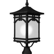 Courtyard 1 Light Outdoor Post Lantern