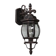 <strong>Artcraft Lighting</strong> Classico 1 Light Down Light Outdoor Wall Lantern