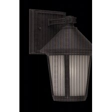 Malibu 1 Light Outdoor Wall Lantern