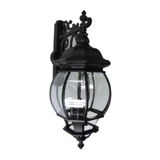 Classico 4 Light Outdoor Wall Lantern