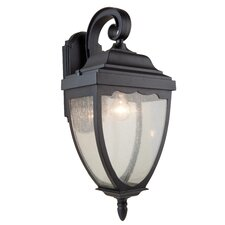 Oakridge 1 Light Outdoor Wall Lantern
