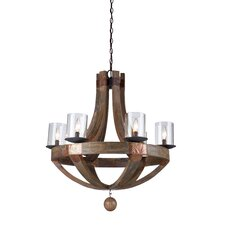Hockley 6 Light Chandelier