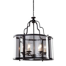 Estate 6 Light Chandelier