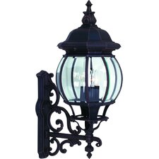 "Classico 4 Light 29.5"" Outdoor Wall Lantern"