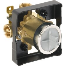 Classic Universal Tub and Shower IP Valve Body with Stops