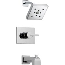 Vero 14 Series Diverter Tub and Shower Faucet Trim