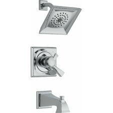 <strong>Delta</strong> Dryden Diverter Tub and Shower Faucet