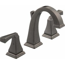 Dryden Widespread Bathroom Faucet with Double Lever Handles