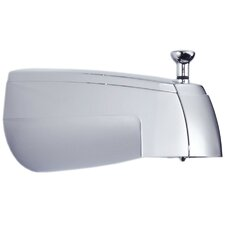 Wall Mount Non-metallic Diverter Tub Spout Trim