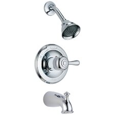 Leland Thermostatic Pressure Balanced Tub and Shower Faucet Trim