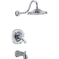 <strong>Delta</strong> Addison TempAssure Diverter Tub and Shower Faucet Trim