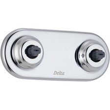 <strong>Delta</strong> Innovations Jetted Shower XO Jet Module Trim