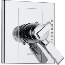 <strong>Delta</strong> Arzo Monitor 17 Series Diverter Valve Shower Faucet Trim