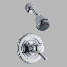 Classic Monitor 17 Series Diverter Shower Faucet Trim