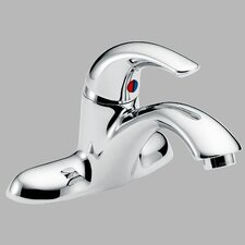 <strong>Delta</strong> Teck Single Hole Bathroom Faucet with Single Handle