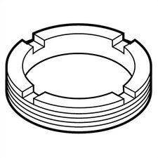 Replacement Adjustable Ring for Single Handle Faucets