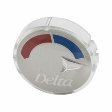 <strong>Delta</strong> Replacement Arrow Button with Red/Blue Indicator