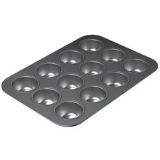 <strong>Amco Houseworks</strong> 12 Cup Chicago Metallic Non Stick Muffin Pan