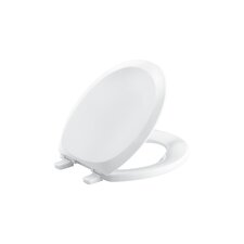 <strong>Kohler</strong> French Curve Q2 Advantange Round Toilet Seat and Cover