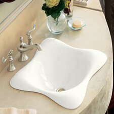 Dolce Vita Drop-In Bathroom Sink