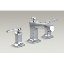 Margaux Widespread Lavatory Faucet with Lever Handles