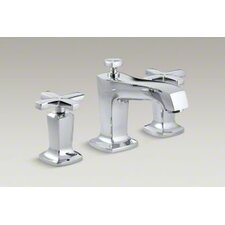 Margaux Widespread Lavatory Faucet with Cross Handles
