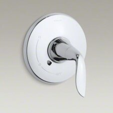 <strong>Kohler</strong> Refinia Single Handle Pressure Balanced Valve Trim Only, Less Valve and Push Button Diverter