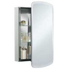 "<strong>Kohler</strong> Bancroft 20"" x 31"" Surface Mounted Beveled Edge Medicine Cabinet"