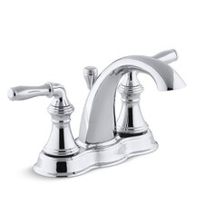 Devonshire Centerset Bathroom Faucet with Lever Handles