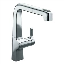 Evoke Single-Control Pullout Kitchen Faucet