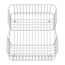 Coated Wire Rinse Basket Fits Undertone Kitchen Sinks