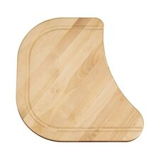 Hardwood Cutting Board Fits Undertone Kitchen Sinks