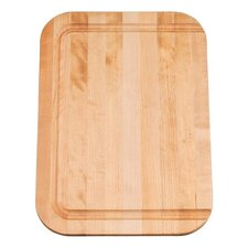 "<strong>Kohler</strong> Hardwood Cutting Board, Fits 15-3/4"" Front-To-Back Basin"