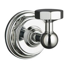 Pinstripe Robe Hook