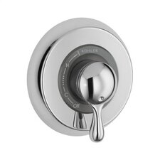 MasterShower Rite-Temp Valve Trim with Lever Handle
