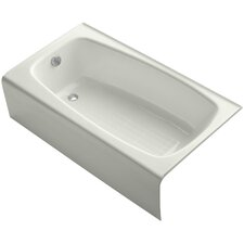 "Seaforth 54"" X 30-1/4"" Alcove Bath with Left-Hand Drain"