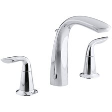 Refinia Bath Faucet Trim with Diverter, Valve Not Included