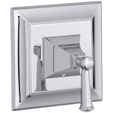 Memoirs Thermostatic Valve Trim with Stately Design and Lever Handle, Valve Not Included
