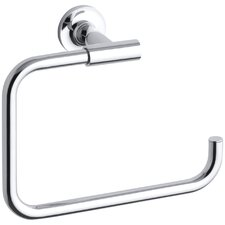 Purist Wall Mounted Towel Ring