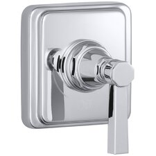 Pinstripe Pure Volume Control Trim, Lever Handle