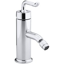 Purist Single-Control Bidet Faucet with Smile Design Handle