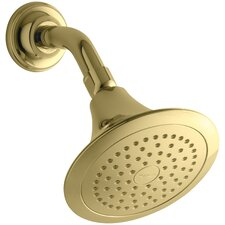 Forté 2.5 GPM Single Function Wall-Mount Showerhead