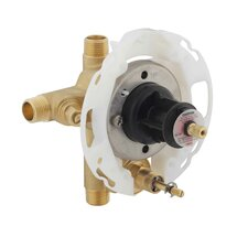 Rite-Temp Rough In Valve with Diverter with Screwdriver Stops - Replaces K-305-KS