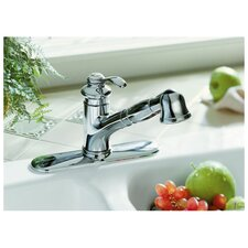 Fairfax Single-Control Pullout Kitchen Faucet