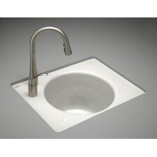 "Tandem 28"" x 22"" Single Hole Undermount Utility Sink"