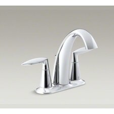 Alteo Centerset Bathroom Sink Faucet